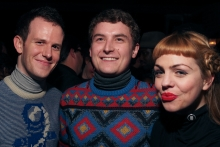 Turtleneck Club London at Experimental Cocktail Club Chinatown